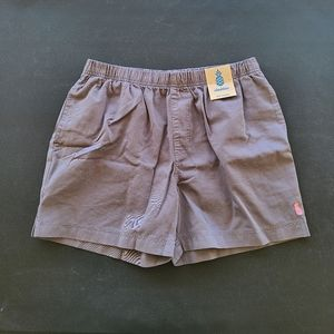 NWT Mens Chubbies Shorts, The Andersons, Grey, 5.5